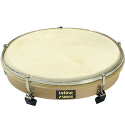 Sonor LHDN Latino Hand Drum with Tunable Natural Skin - 10