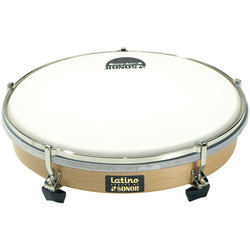 Sonor LHDPD 10 Latino Hand Drum with Tunable Plastic Head - 10