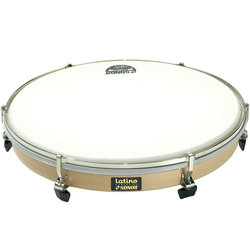 Sonor LHPD 14 Latino Hand Drum with Tunable Plastic Head - 14