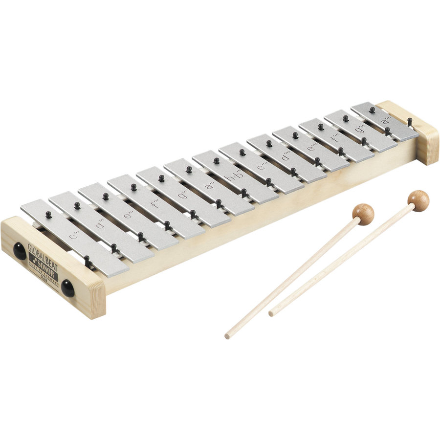 View larger image of Sonor SG-GB Global Beat Series Glockenspiel