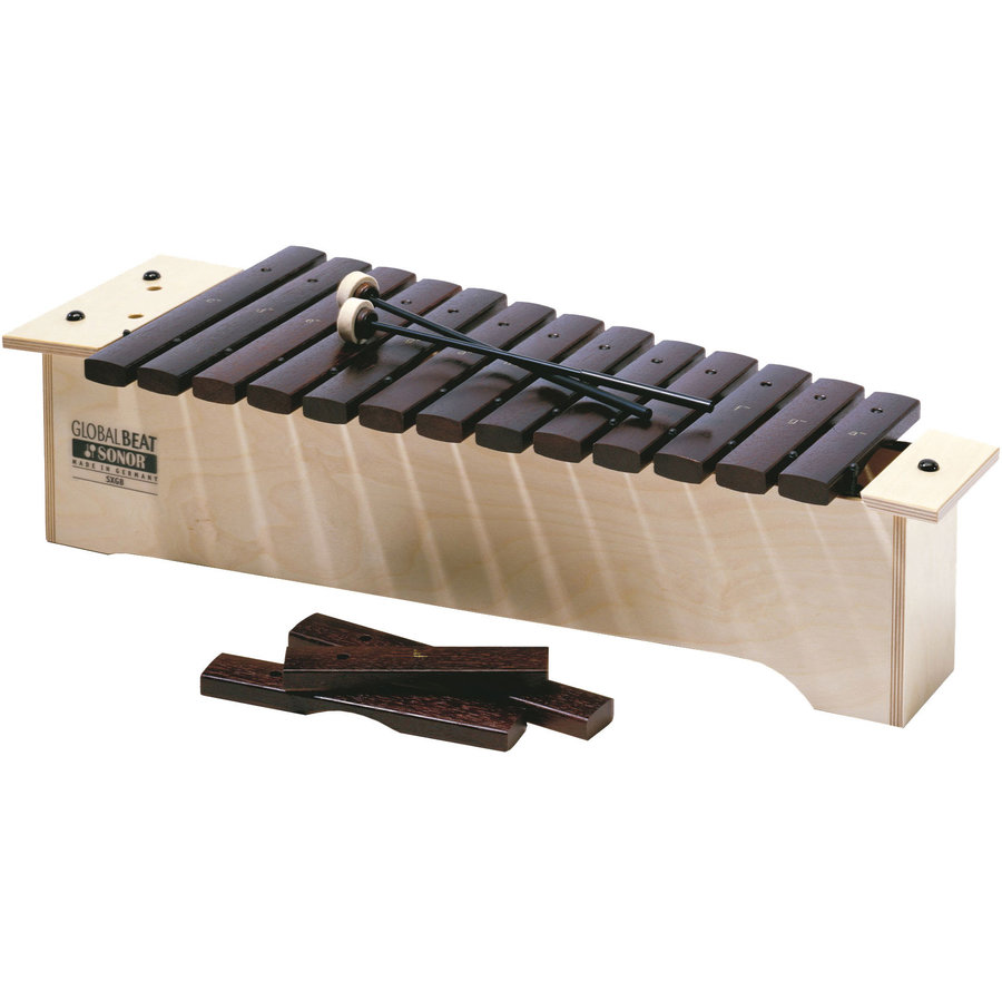 View larger image of Sonor SX-GB Global Beat Series Xylophone
