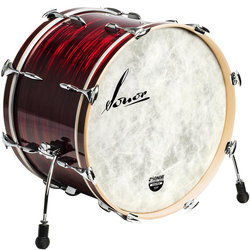 Sonor Vintage Series Bass Drum - 20x14, Red Oyster