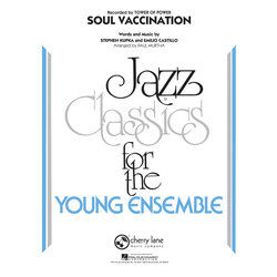 Soul Vaccination (Tower of Power) - Score & Parts, Grade 3