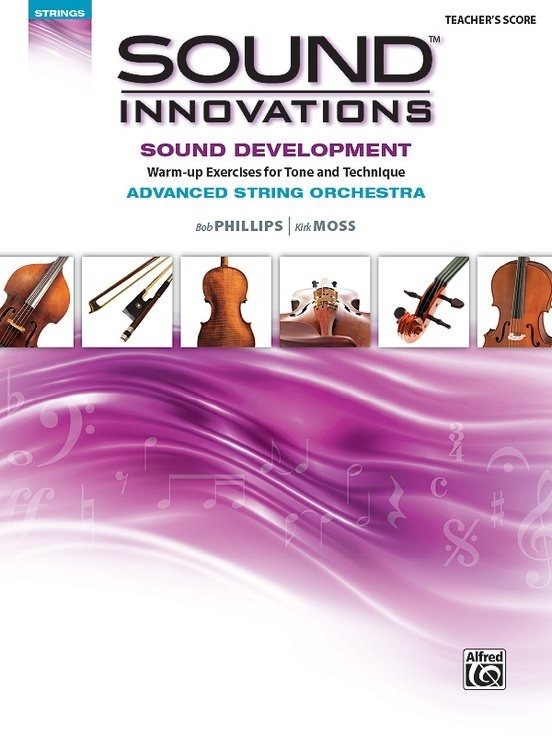 View larger image of Sound Innovations for Advanced String Orchestra Sound Development - Score