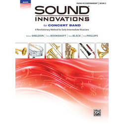 Sound Innovations for Concert Band Book 2 - Piano Accompaniment