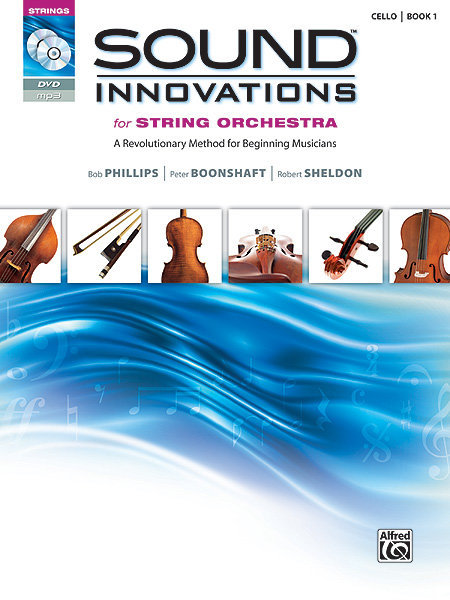 View larger image of Sound Innovations for String Orchestra Book 1 - Cello