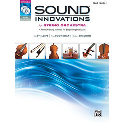 Sound Innovations for String Orchestra Book 1 - Cello