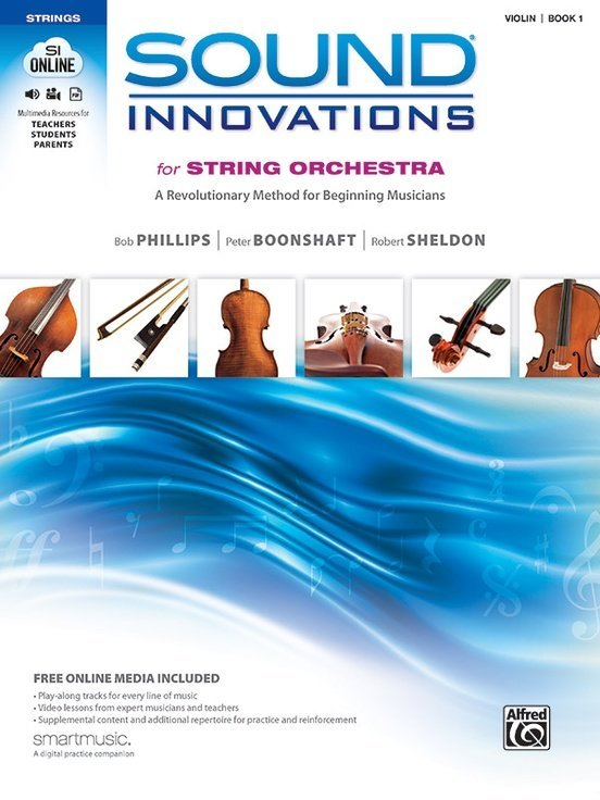 View larger image of Sound Innovations for String Orchestra Book 1 - Score