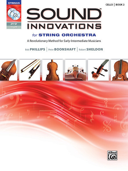 View larger image of Sound Innovations for String Orchestra Book 2 - Cello