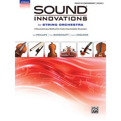 Sound Innovations for String Orchestra Book 2 - Piano Accompaniment