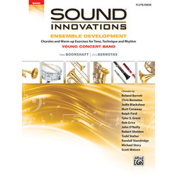 Sound Innovations for Young Concert Band Ensemble Development - Flute/Oboe
