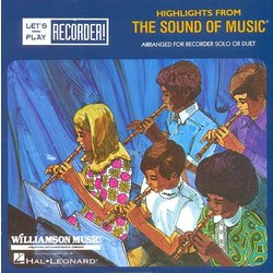 Sound of Music, Highlights from (Recorder)