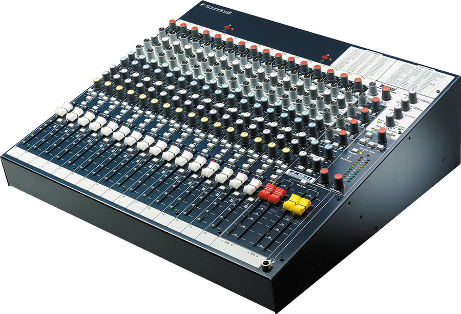 View larger image of Soundcraft FX16ii Mixer