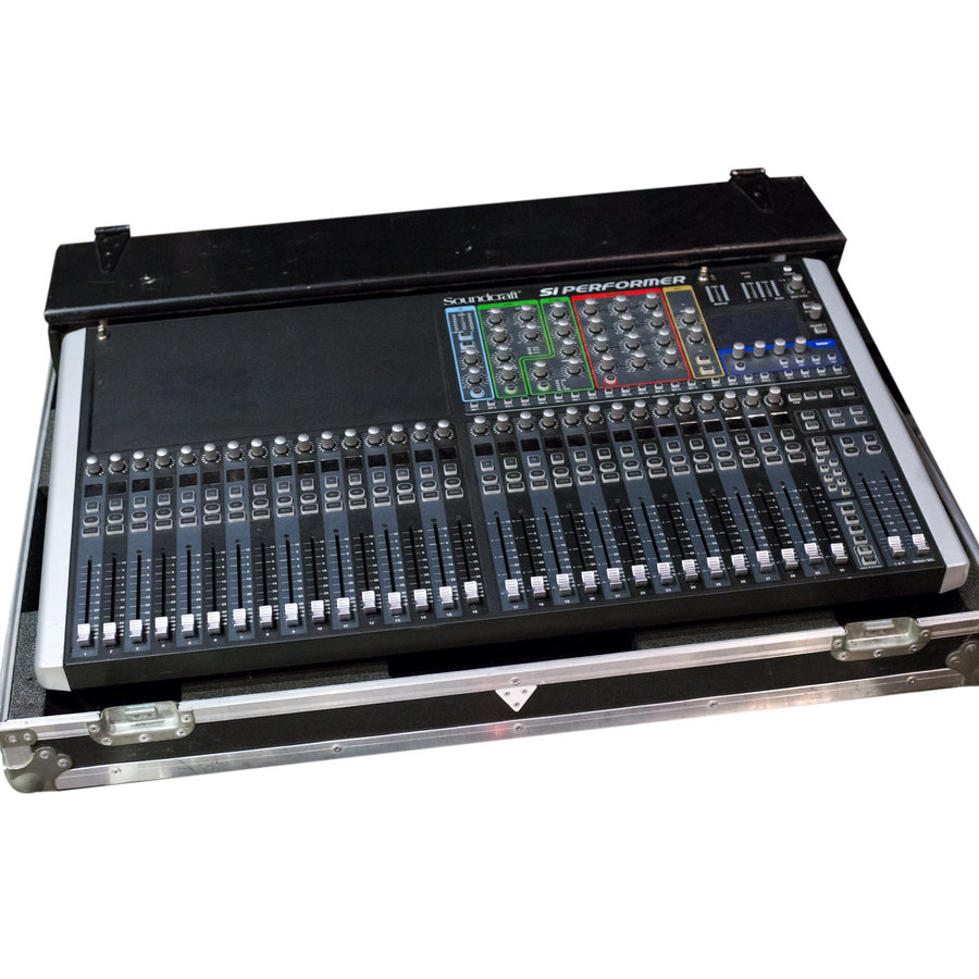 View larger image of Soundcraft Performer Digital Mixer - Pre-Owned