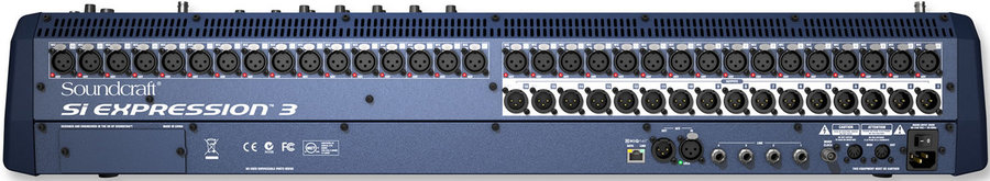 View larger image of Soundcraft Si Expression 3