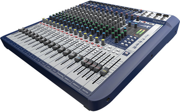 View larger image of Soundcraft Signature 16