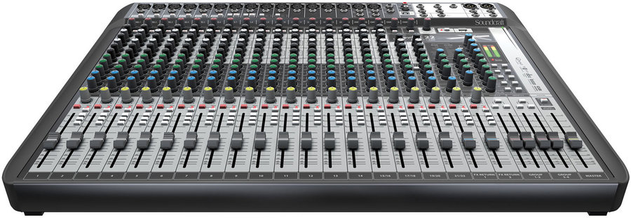 View larger image of Soundcraft Signature 22 MTK