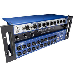 Soundcraft Ui24R 24 Channel Rackmount Digital Mixer