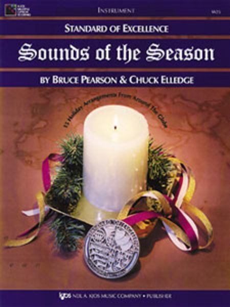 View larger image of Sounds of the Season - Alto Clarinet