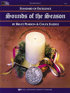 View larger image of Sounds of the Season - Alto Sax