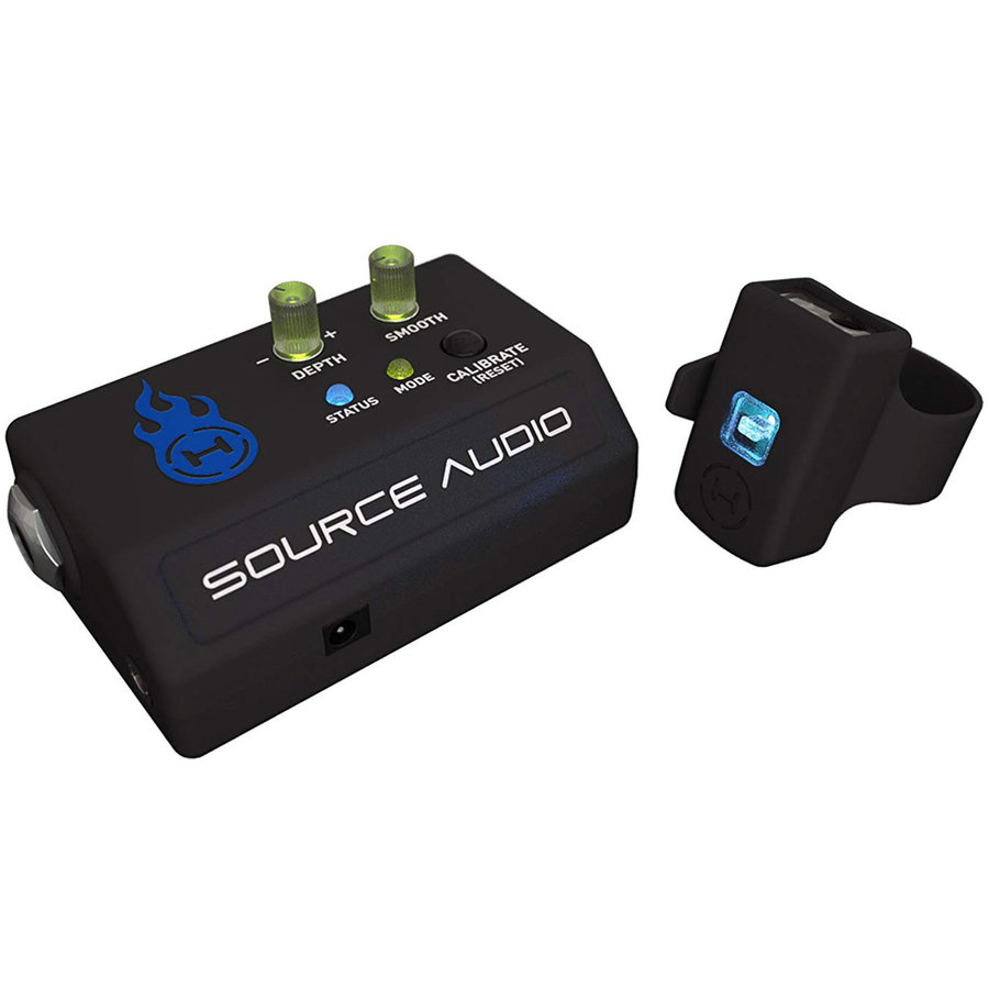 View larger image of Source Audio Hot Hand 3 Universal Wireless Controller Pedal