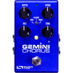 Source Audio One Series Gemini Chorus Pedal
