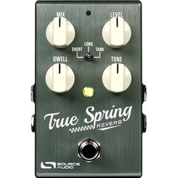 Source Audio One Series True Spring Reverb Pedal