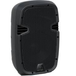 Behringer PK110A Two-Way Powered Portable PA Speaker - 10""