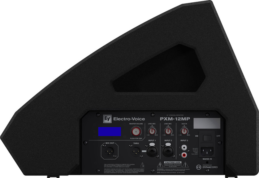 """View larger image of Electro-Voice PXM-12P Powered Coaxial Monitor - 12"""""""