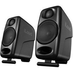 IK Multimedia iLoud Micro Monitor - Pair, Black