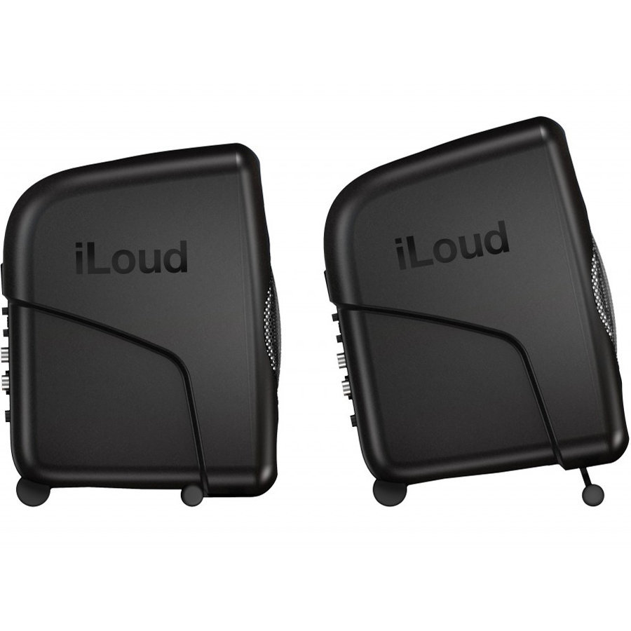 View larger image of IK Multimedia iLoud Micro Monitor - Pair, Black