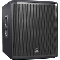Turbosound iNSPIRE iP12B Powered Subwoofer with Dual Amps - 12""