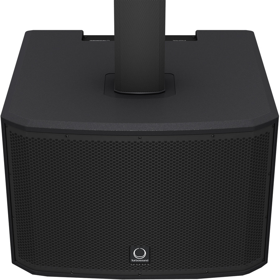 """View larger image of Turbosound iNSPIRE iP3000 Active Column Loudspeaker with Dual 12"""" Subwoofer"""