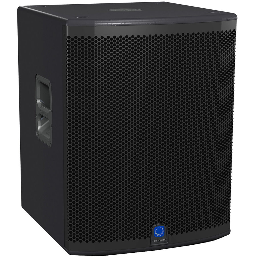 """View larger image of Turbosound IQ18B Active Subwoofer with DSP - 18"""""""