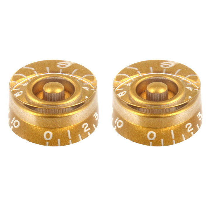 View larger image of Speed Knobs - Gold
