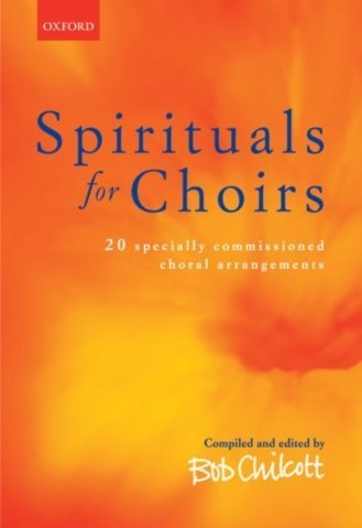 View larger image of Spirituals for Choirs - Vocal Score (SATB)