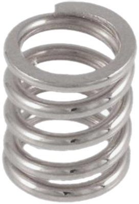 """View larger image of AllParts Bigsby Tension Spring - 7/8"""", Stainless Steel"""