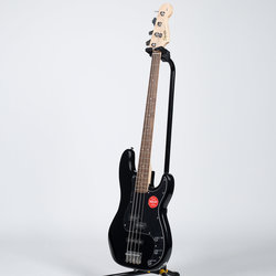 Squier Affinity Series Precision Bass PJ - Laurel, Black