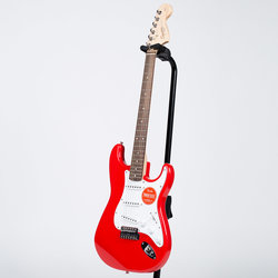 Squier Affinity Series Stratocaster - Laurel, Race Red