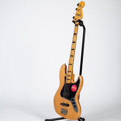 Squier Classic Vibe '70s Jazz Bass - Maple, Natural