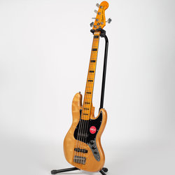 Squier Classic Vibe '70s Jazz Bass V - Maple, Natural