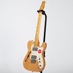 Squier Classic Vibe '70s Telecaster Thinline - Maple, Natural