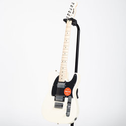 Squier Contemporary Telecaster HH - Maple, Pearl White