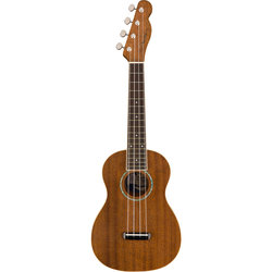Fender Zuma Concert Ukulele - Walnut, Natural