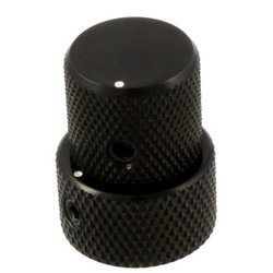 Stacked Knobs - Black