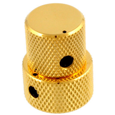 View larger image of Stacked Knobs - Gold