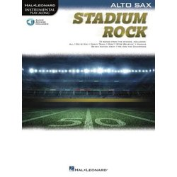 Stadium Rock for Alto Sax