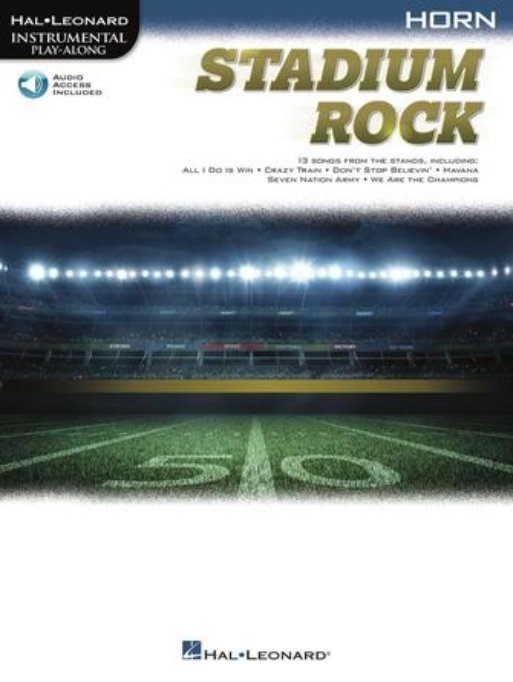 View larger image of Stadium Rock for Horn w/Online Audio