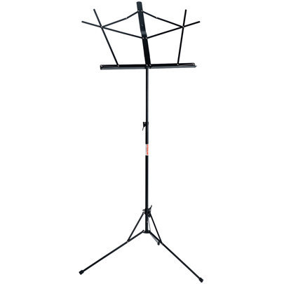 View larger image of Stageline MS1050BK Music Stand - Black