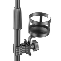 Stagg Cup Holder with Clamp for Stand